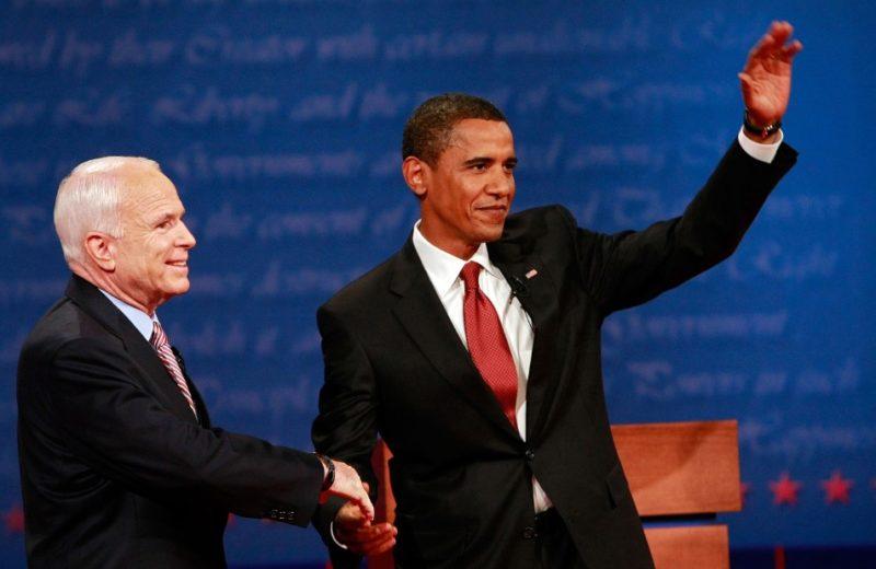 """Obama vs. McCain – Niente di eclatante dopo il terzo e ultimo dibattito; e """"Joe l'idraulico"""" intanto si scopre un grande bluff"""