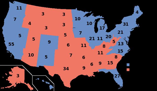 G. Chianura – Elezioni Presidenziali USA – Il punto sulla situazione