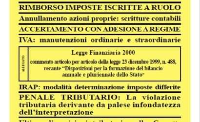 L'esenzione ILOR per il Mezzogiorno e gli stabilimenti non ultimati nel 1993